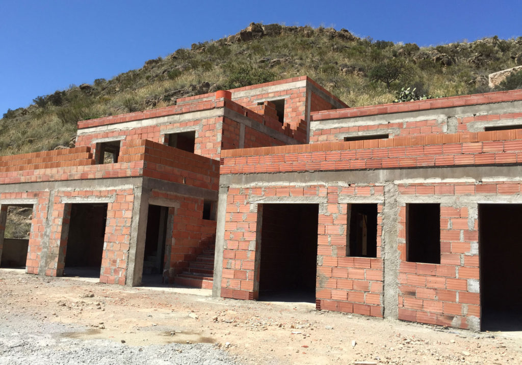 construcción - casa sol y luz