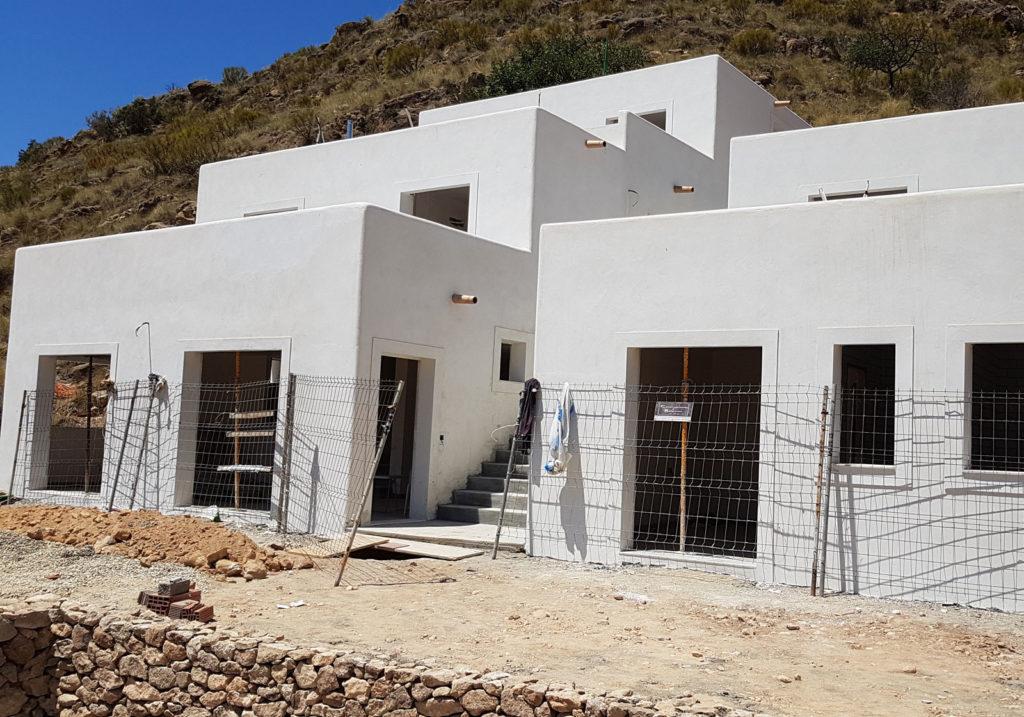 construcción avanzada - casa sol y luz