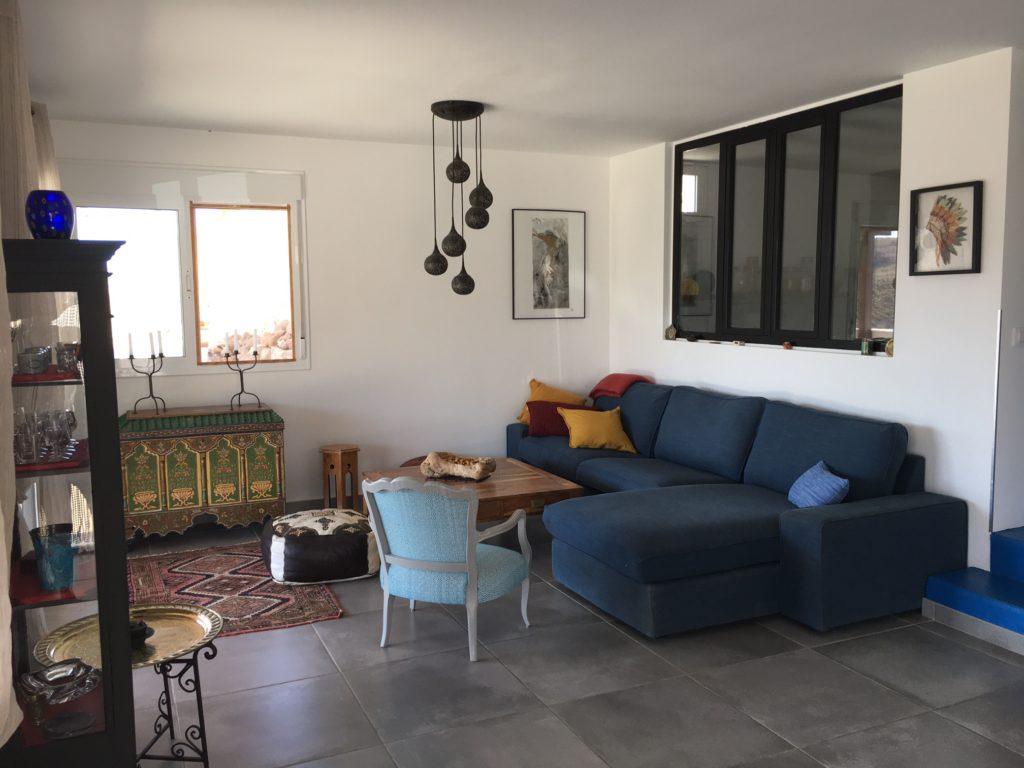Salón - Casa Sol y Luz