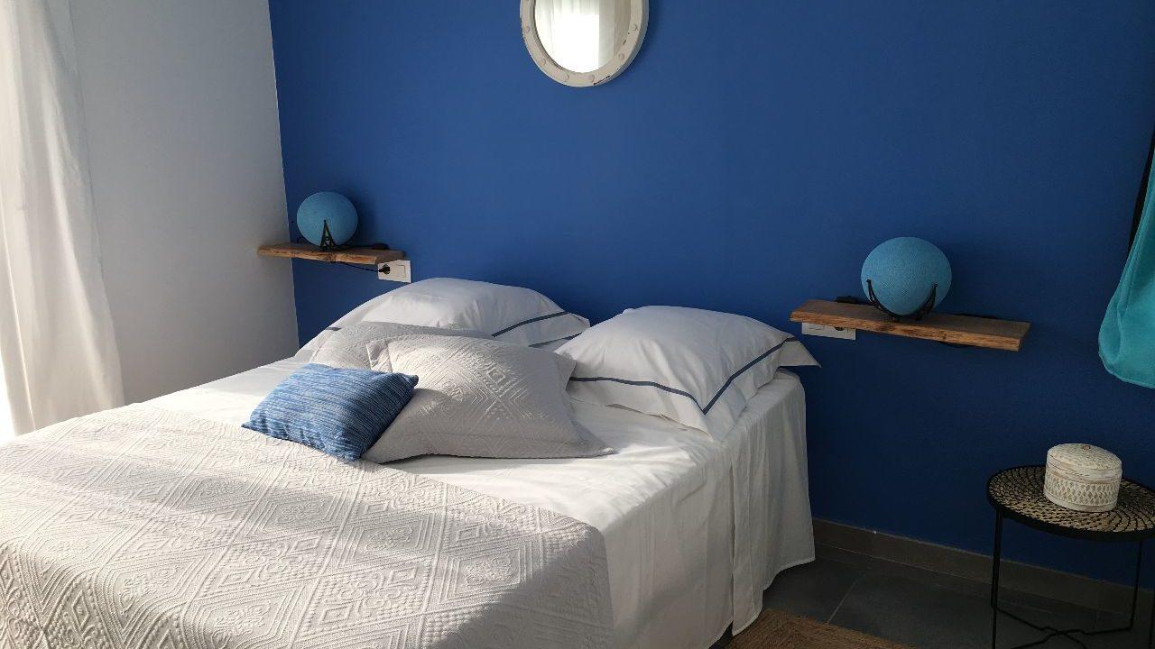 chambre bleue - Casa sol y luz