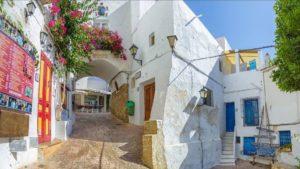 visitar provincia almeria - casa sol y luz
