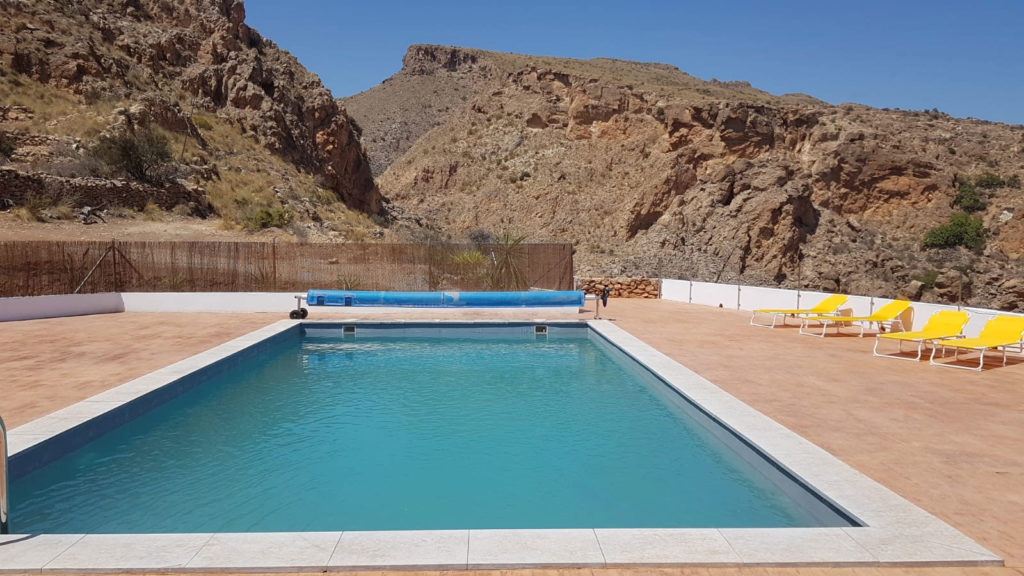 piscina - casa sol y luz