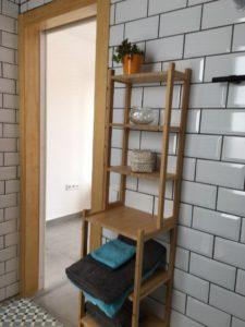 cuarto de ducha casa rural - casa sol y luz