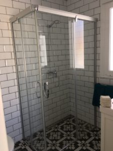 ducha - casa sol y luz